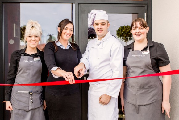 Toby Carvery opening in Shiremoor