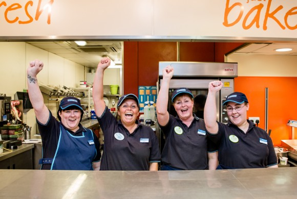 Greggs – Store of the year